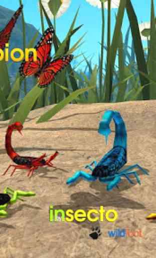 Life of Scorpion 3