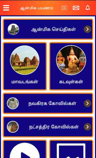 Aanmiga Payanam All Temple History in Tamil 2
