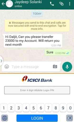 iMobile by ICICI Bank 2