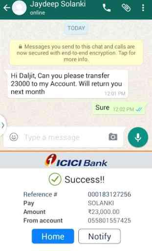 iMobile by ICICI Bank 4