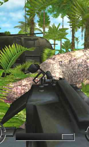 Dinosaur Hunter: Survival Game 2