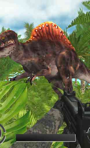 Dinosaur Hunter: Survival Game 4
