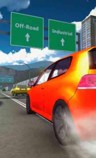 Extreme Urban Racing Simulator 3