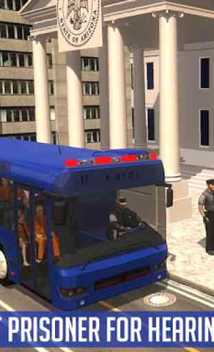 Prisonnier Transport Police 1