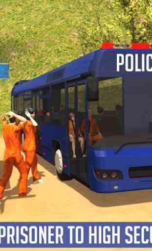 Prisonnier Transport Police 2