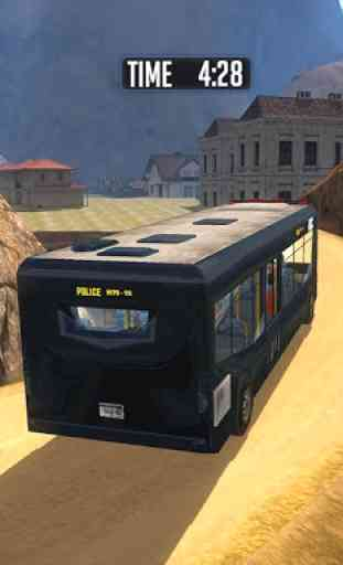 Prisonnier Transport Police 4