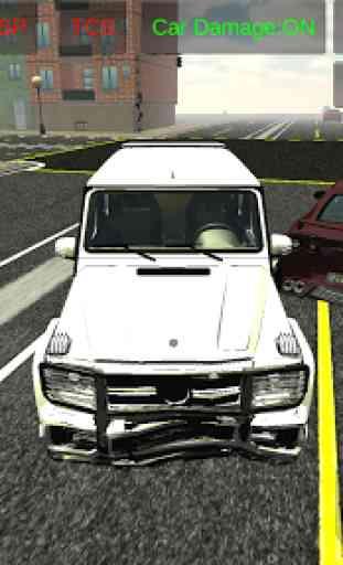 Real Car Parking HD 4