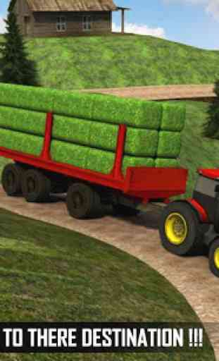 Silage Transporter Tractor 2