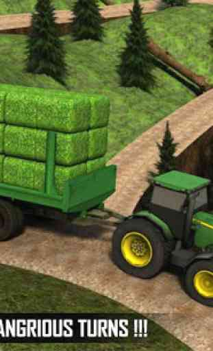 Silage Transporter Tractor 3