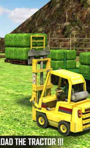 Silage Transporter Tractor 4