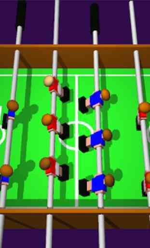 Table Football, Soccer 3D 1