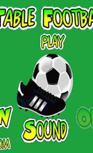 Table Football, Soccer 3D 4