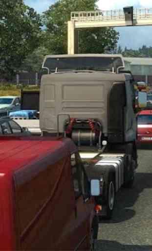 Truck Simulator Real Traffic 1