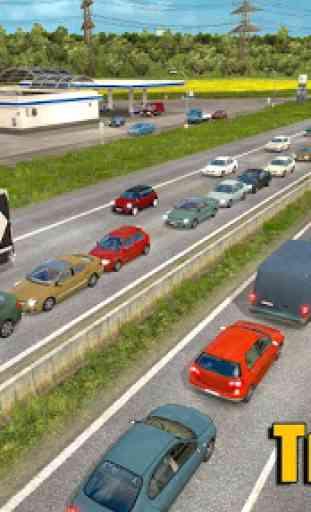 Truck Simulator Real Traffic 3