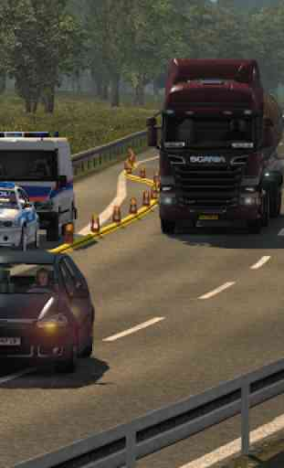Truck Simulator Real Traffic 4