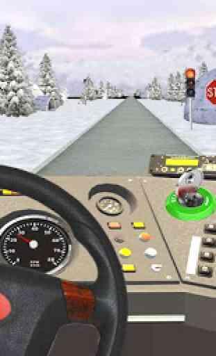 Voiture Bus Simulator 1