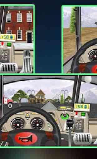 Voiture Bus Simulator 2