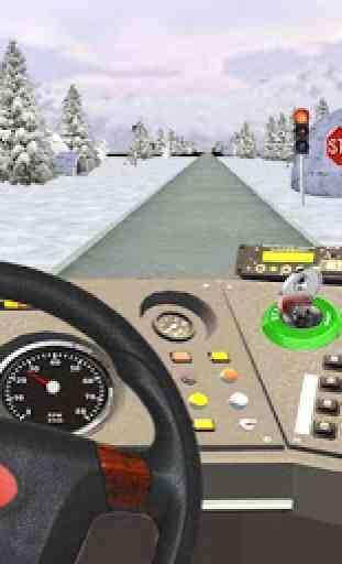 Voiture Bus Simulator 3