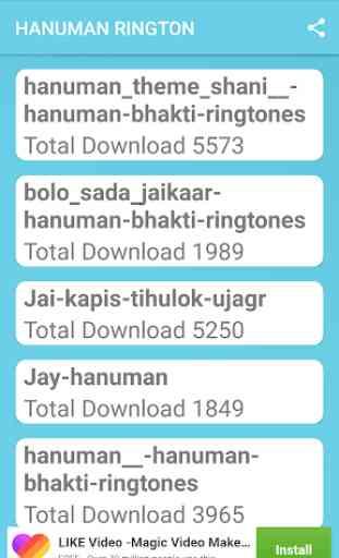 Hanuman ringtone:Lord Hanuman ringtones Download 1