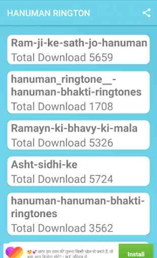 Hanuman ringtone:Lord Hanuman ringtones Download 4