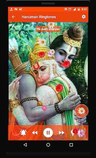 Hanuman Ringtones 4