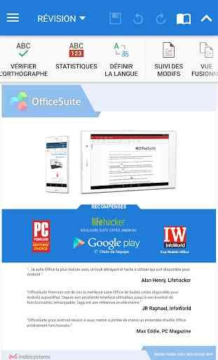 OfficeSuite Pro + PDF (Trial) 1