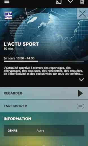 SFR TV 2