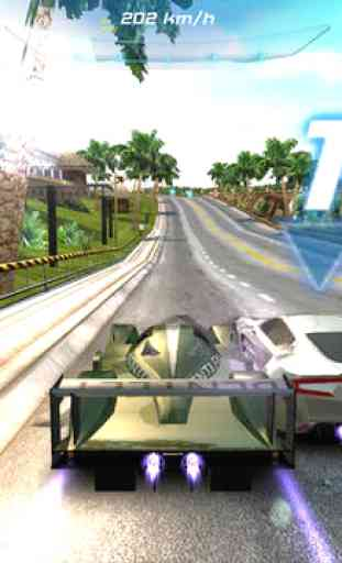 Asphalt 6: Adrenaline HD 4