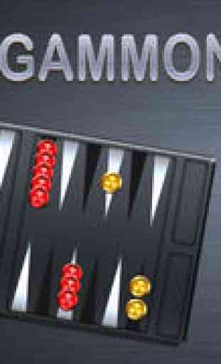Backgammon ++ 2