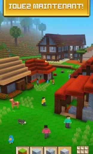 Block Craft 3D: Jeux Gratuit de Construction 1