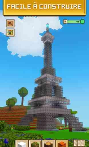 Block Craft 3D: Jeux Gratuit de Construction 2