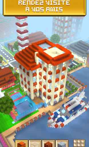 Block Craft 3D: Jeux Gratuit de Construction 3