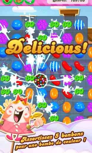 Candy Crush Saga 1