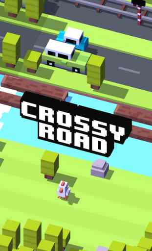 Crossy Road - Endless Arcade Hopper 1