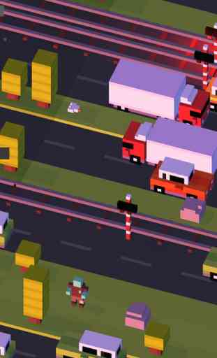 Crossy Road - Endless Arcade Hopper 4