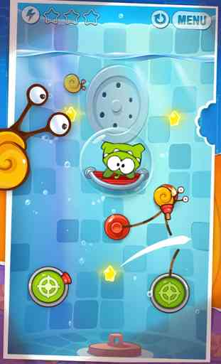 Cut the Rope: Experiments 3