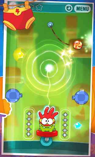 Cut the Rope: Experiments 4