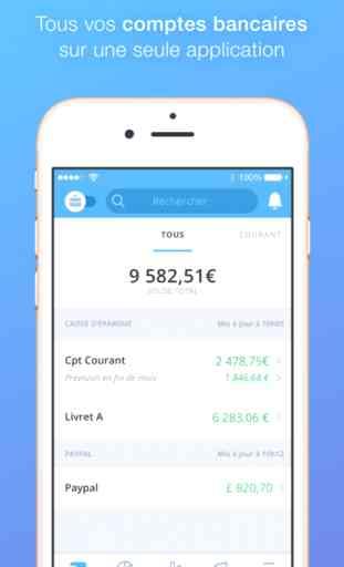 Bankin' - La Meilleure App pour gérer mon Argent 1