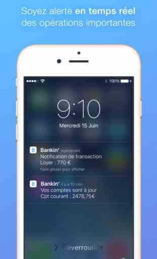 Bankin' - La Meilleure App pour gérer mon Argent 3