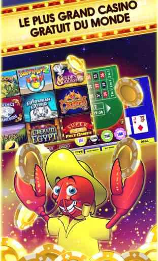 Machines à sous au DoubleDown Casino 1