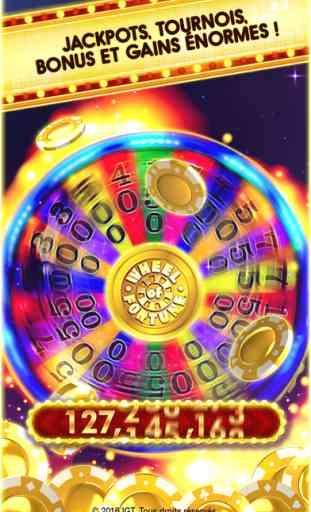Machines à sous au DoubleDown Casino 3