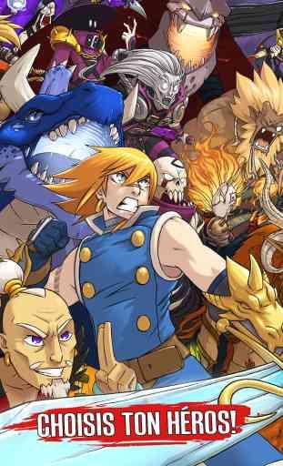 Eredan Arena - Combats de héros PVP 1