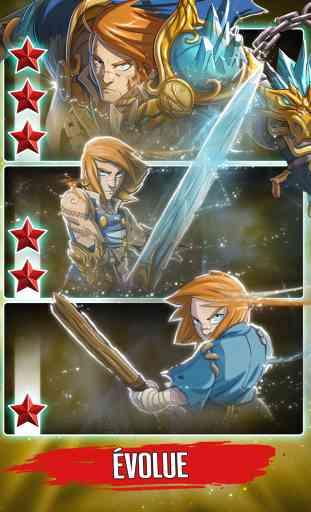 Eredan Arena - Combats de héros PVP 4