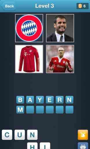 Football Quiz - trouvez l'équipe de foot ! 1