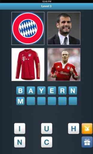 Football Quiz - trouvez l'équipe de foot ! 2