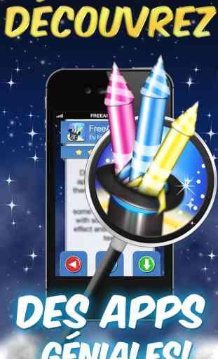 Free App Magic 2012 : 3 apps gratuites chaque jour 1
