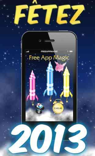 Free App Magic 2012 : 3 apps gratuites chaque jour 3