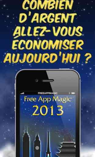 Free App Magic 2012 : 3 apps gratuites chaque jour 4