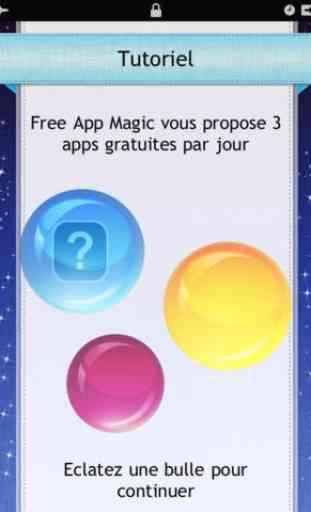 Free App Magic - 3 apps gratuites chaque jour 2