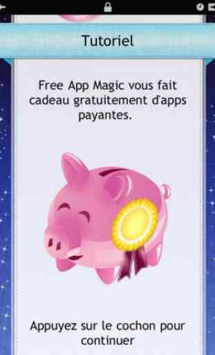Free App Magic - 3 apps gratuites chaque jour 3